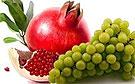Гранат и виноград могут устранить свободные радикалы