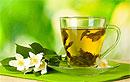 Зелёный чай в рецептах красоты