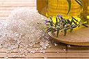Морская соль и домашняя косметика на её основе
