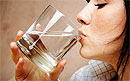 Употребление большего количества воды не защитит от морщин