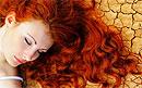 Рыжие волосы: сигнал об опасности рака кожи