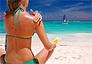 Солнцезащитный крем не спасет от рака кожи