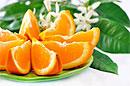 Домашние маски для лица из апельсина